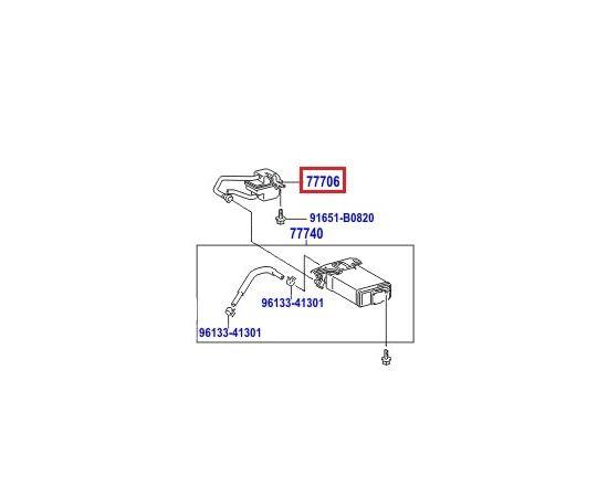 Фильтр топливный Toyota L Cruiser 200 (2007-2015)