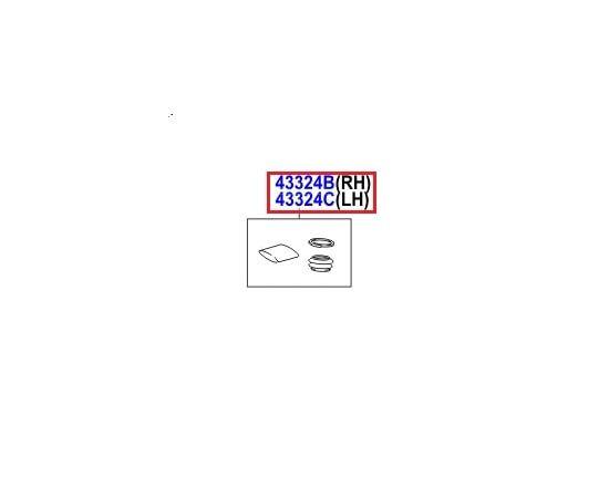 Пыльник шаровой опоры Toyota L Cruiser 200 (2007-2015)