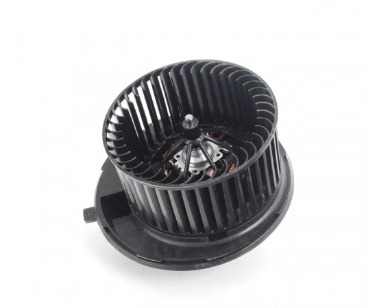 Мотор (отопителя) вентилятора печки Toyota Prado 120 (2002-2009)