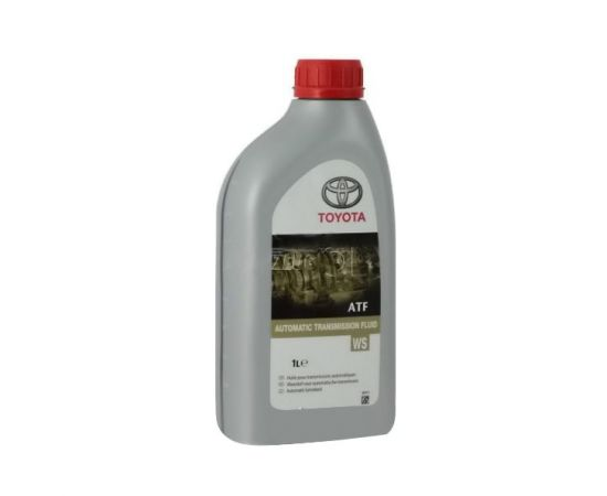 Масло АКПП Toyota ATF WS (1 л.)